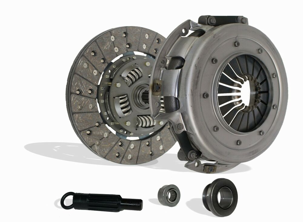 A e hd clutch kit set fits 1986 1 2001 ford mustang gt lx for Ebay motors mustang gt