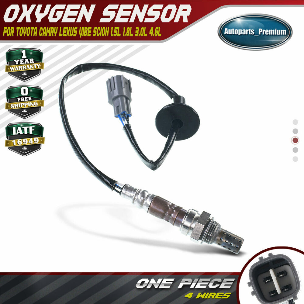 rear o2 oxygen sensor for toyota camry 92 96 echo matrix prius yaris downstream ebay. Black Bedroom Furniture Sets. Home Design Ideas