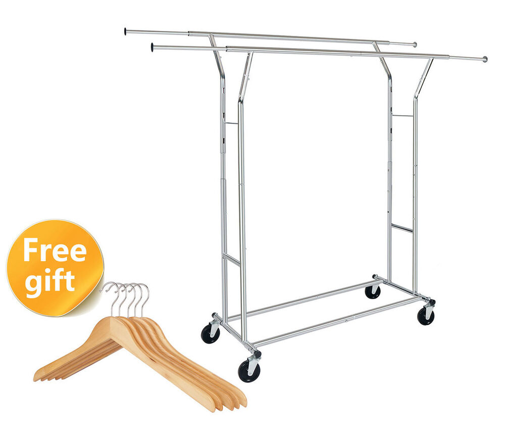 Adjustable supreme commercial grade clothing garment rack for Stand commercial