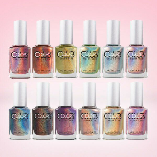 Who Sells Color Club Nail Polish: Color Club Halo Hues 2012, 2013 & 2015 Collection Choose