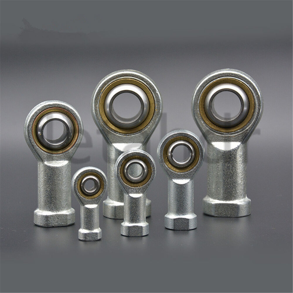 1/2/5pcs 14/16/18/20mm Female Metric Threaded Eye Nut Rod ...
