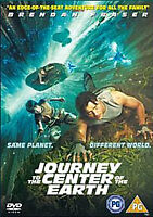 JOURNEY TO THE CENTRE OF THE EARTH - THE MOVIE FILM 3D DVD BRAND NEW