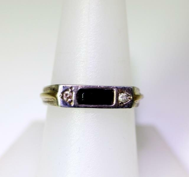 Image Result For Sterling Silver Marcasite Diamond Band Ring