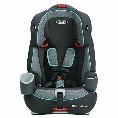 graco 3 in 1 infant baby toddler car seat harness booster travel child safety ebay. Black Bedroom Furniture Sets. Home Design Ideas