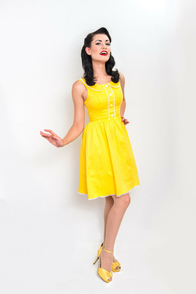 c5eb5edaf5c Steady Clothing - Cute Little Yellow Sundress. New With Several Sizes.