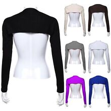Women's Modal Cotton Muslim Hijab Islamic Shoulder Long Sleeve Arm Cover Luxury