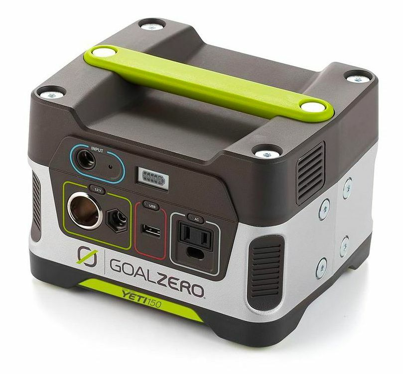Solar Powered Generator Portable Charger 12V