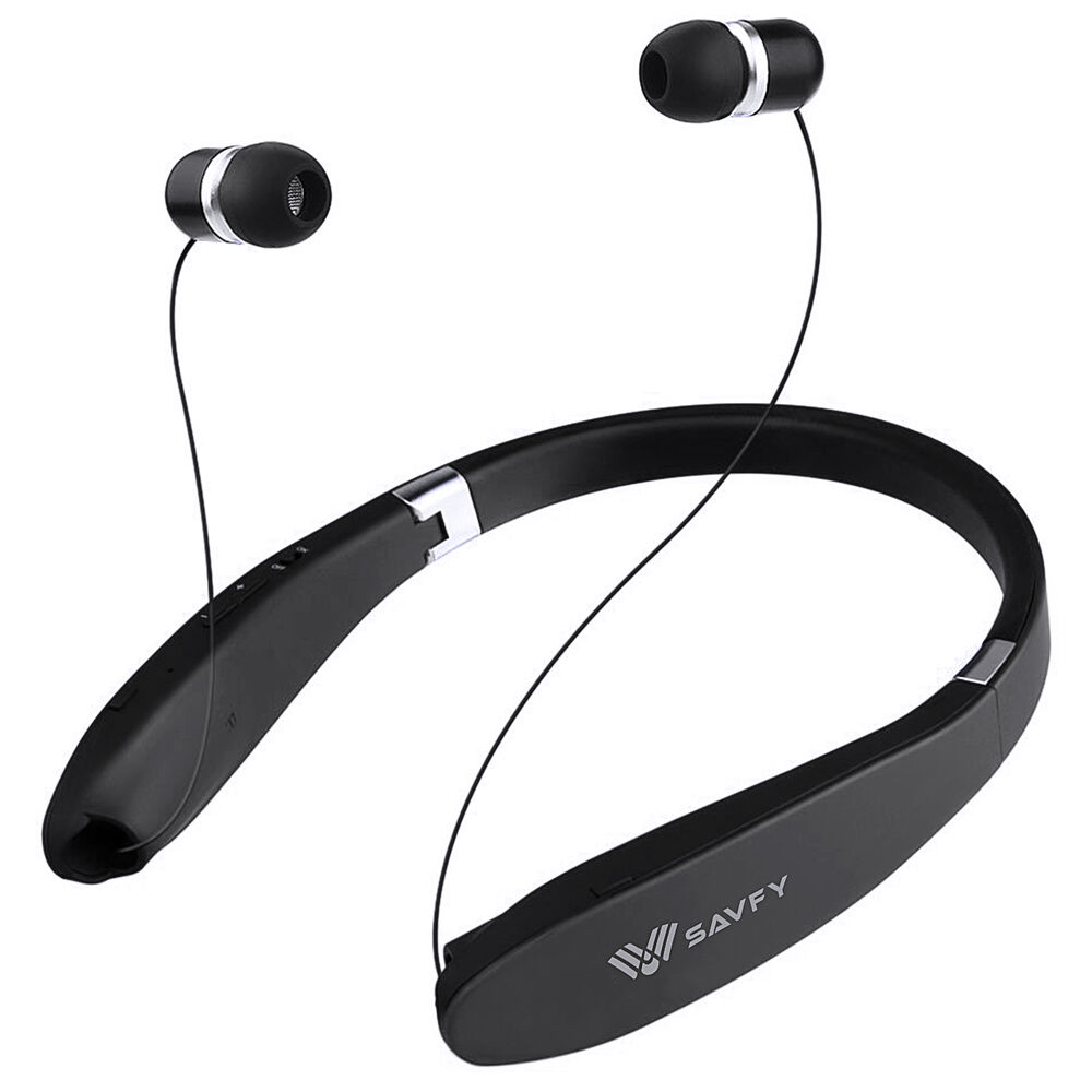 Qcy wireless bluetooth headphones - wireless headphones bluetooth retractable