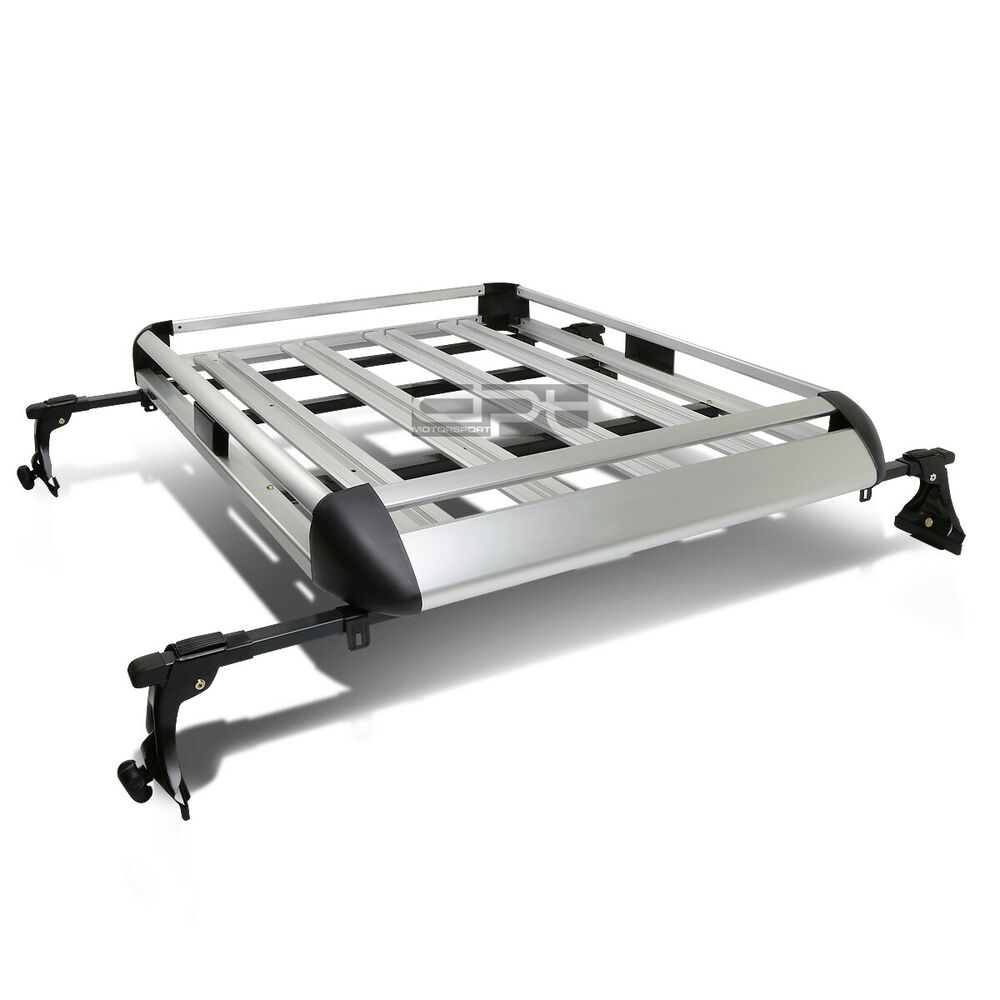 "50""X 38""ADJUSTABLE ROOF RACK CAR/SUV CARGO LUGGAGE/BAG ..."