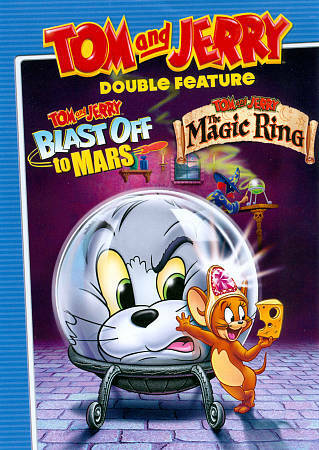 blast off to mars the magic ring tom and double feature wbshop - photo #5