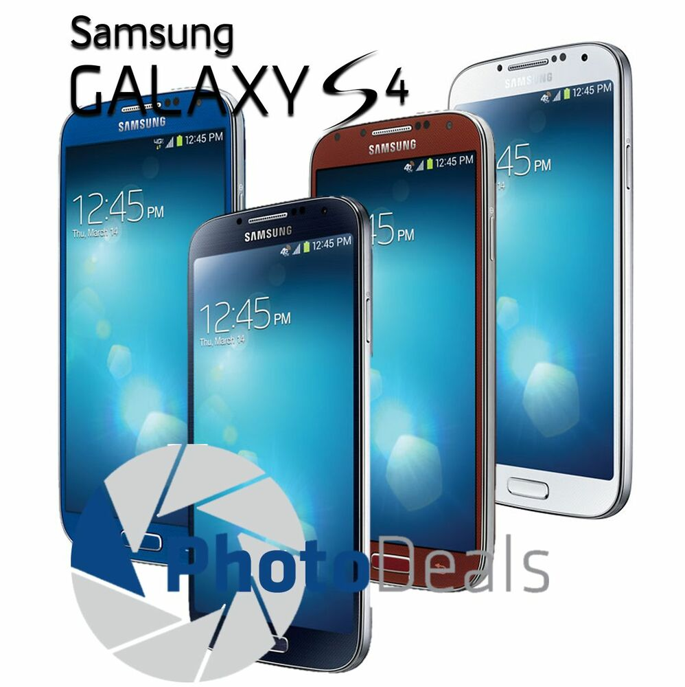 """Samsung Galaxy S4 5.0"""" 16GB AT&T & T-Mobile GSM Factory ..."""