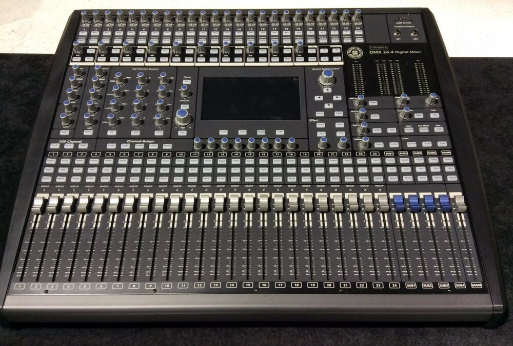 topp pro digital mixer live mixing board ebay. Black Bedroom Furniture Sets. Home Design Ideas