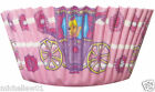 50 x Ballerina Cupcake Muffin Cake Cases - Lovely Chubblies