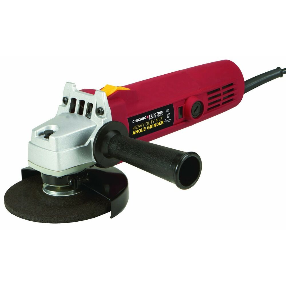 Right Angle Die Grinder Electric ~ Chicago electric right angle die grinder cut off quot