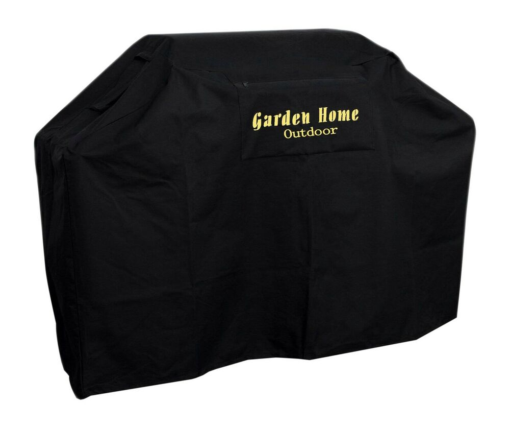 Heavy Duty House : Garden home outdoor heavy duty grill cover quot l black
