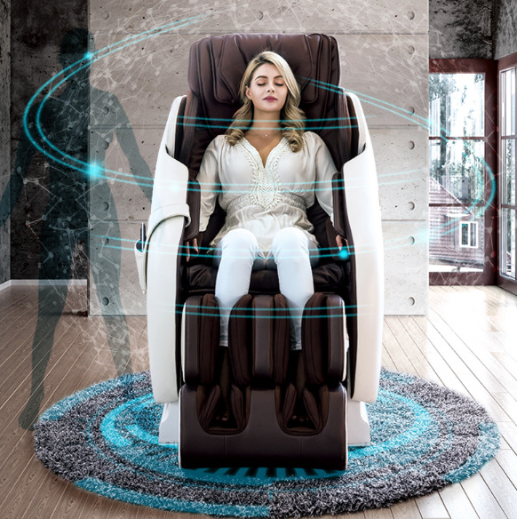 Weyron Cocoon Massage Chair Reclinershiatsu Massage Chair
