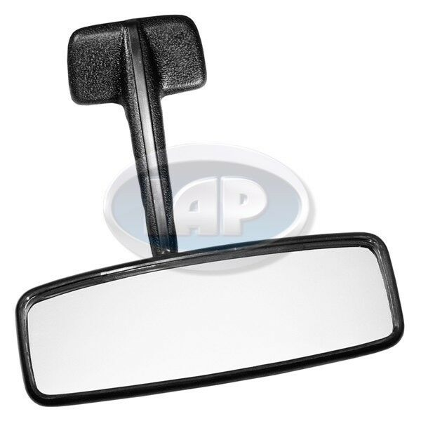 vw bug 1968 1978 interior rear view mirror 113857511l ebay. Black Bedroom Furniture Sets. Home Design Ideas