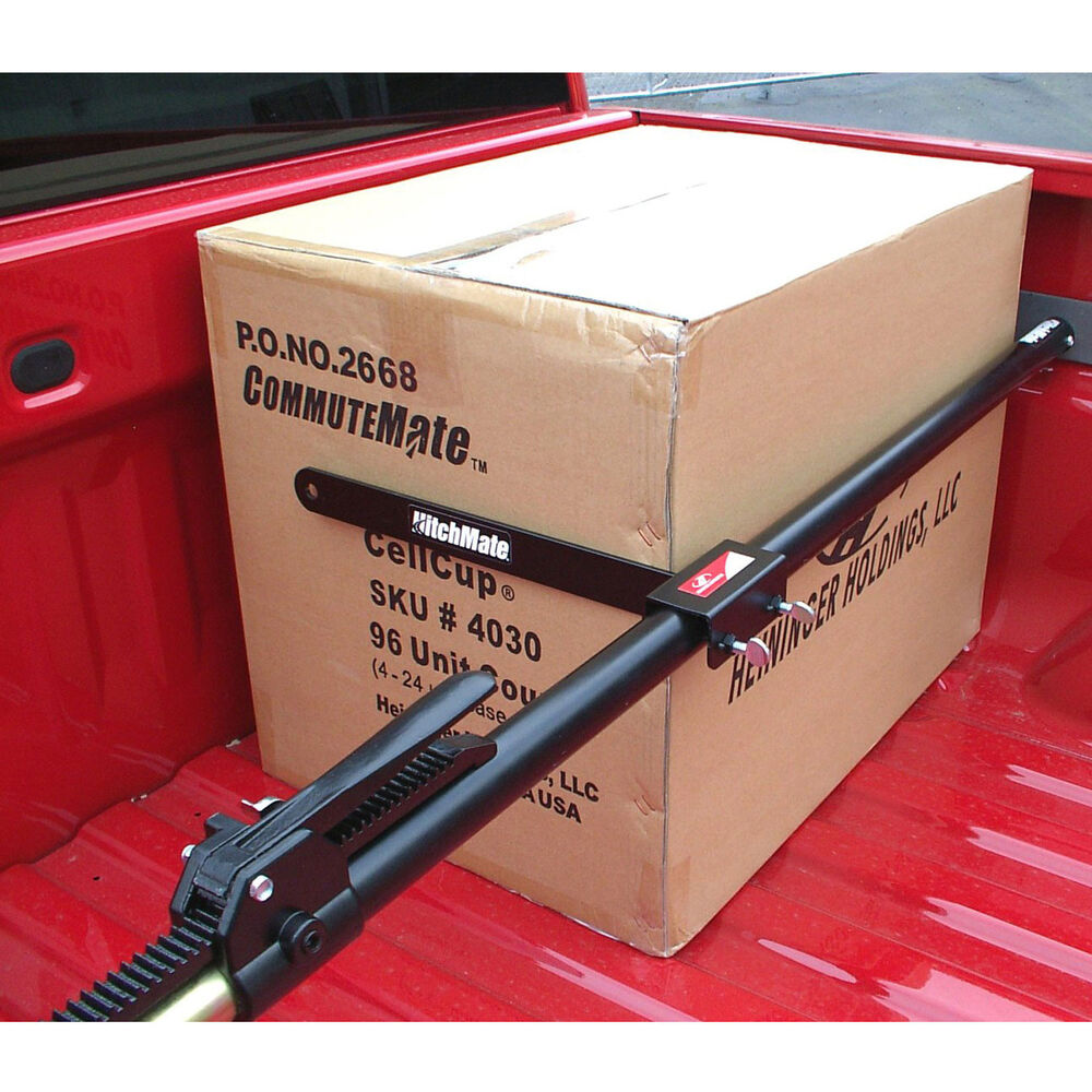Truck Bed Stabilizer Bars : Bed stabilizer bar truck cargo quot to full size pickup