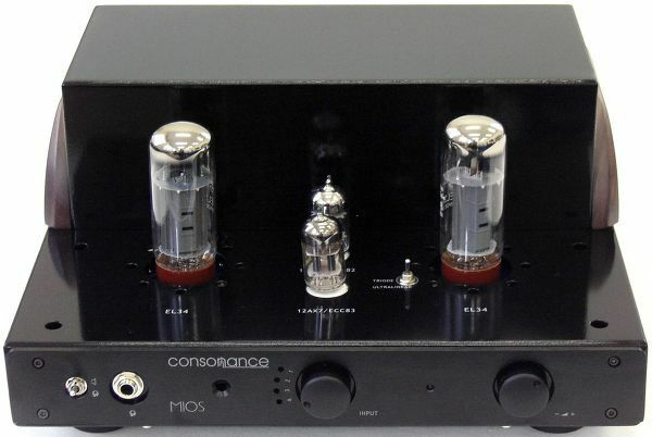 superbe ampli tubes valves classe a consonance m10se audiophile destockage ebay. Black Bedroom Furniture Sets. Home Design Ideas