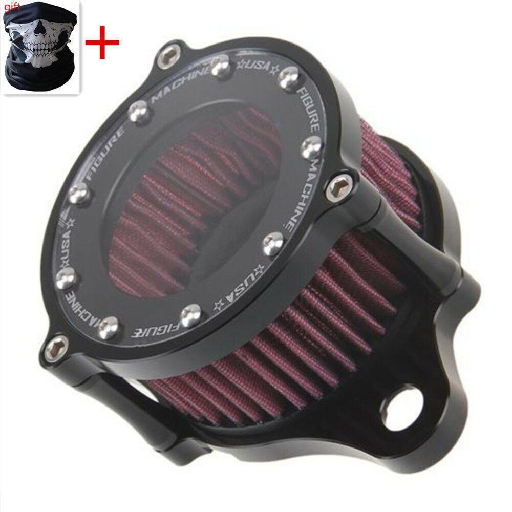 Air Cleaners For Motorcycles : Motorcycle air cleaner intake filter for  harley