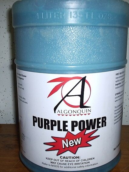 Purple Power Hand Cleaner Gallon With Pump Only 37 89