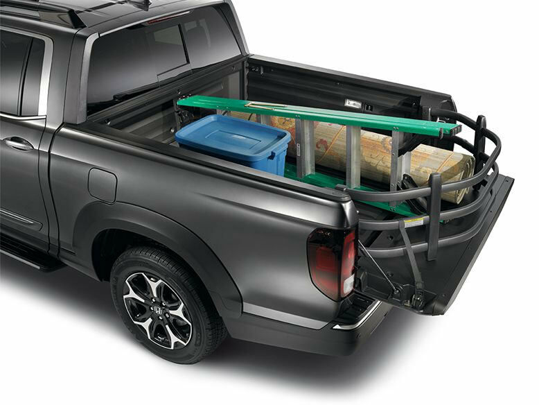 2017 Honda Ridgeline Tonneau Cover >> Genuine OEM Honda Ridgeline Bed Extender 2017 Extension Works With Tonneau Cover | eBay