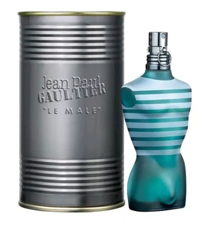 jean paul gaultier le male cologne by jpg 4 2 oz edt spray for men new sealed ebay. Black Bedroom Furniture Sets. Home Design Ideas