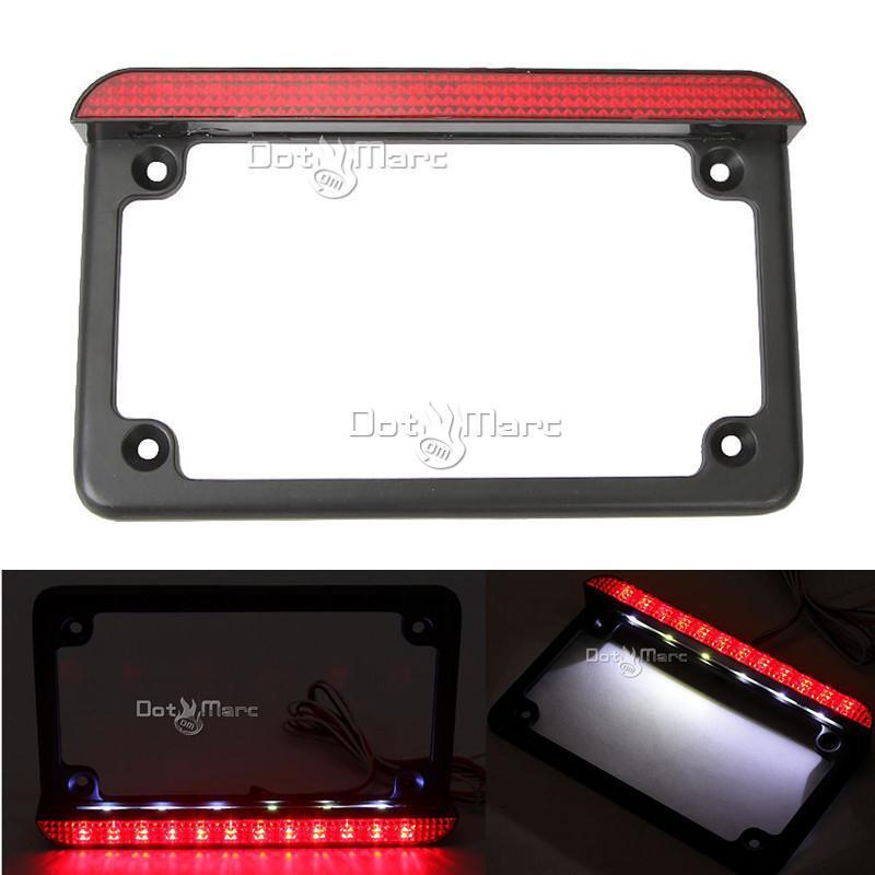 Ducati Motorcycle License Plate Frame
