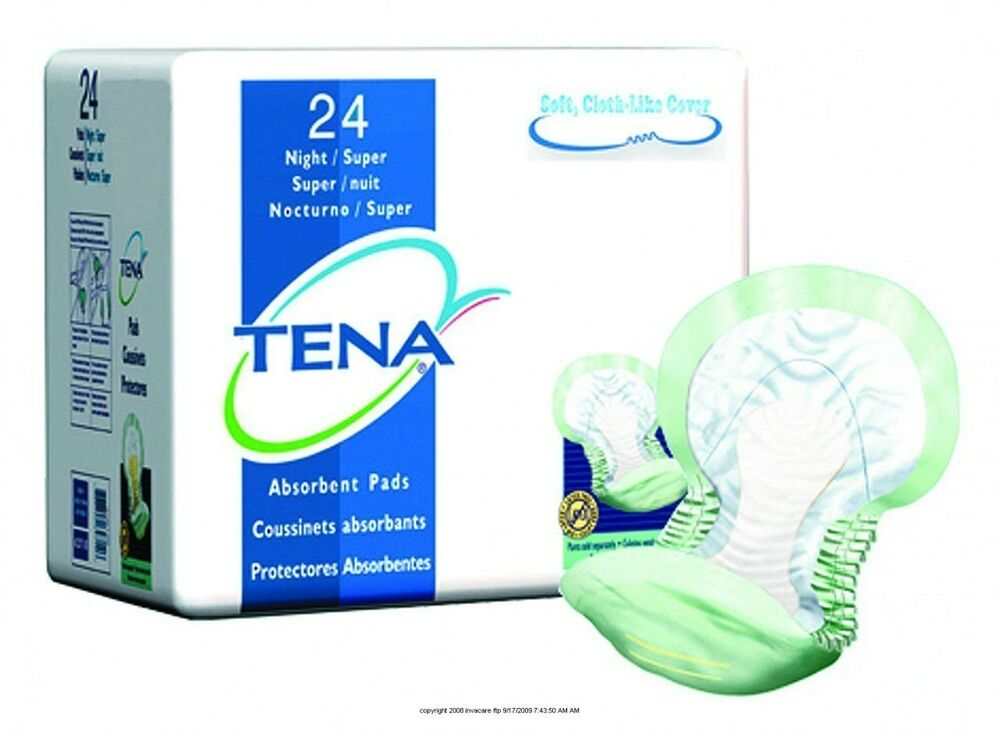 Idea And adult incontinence products have