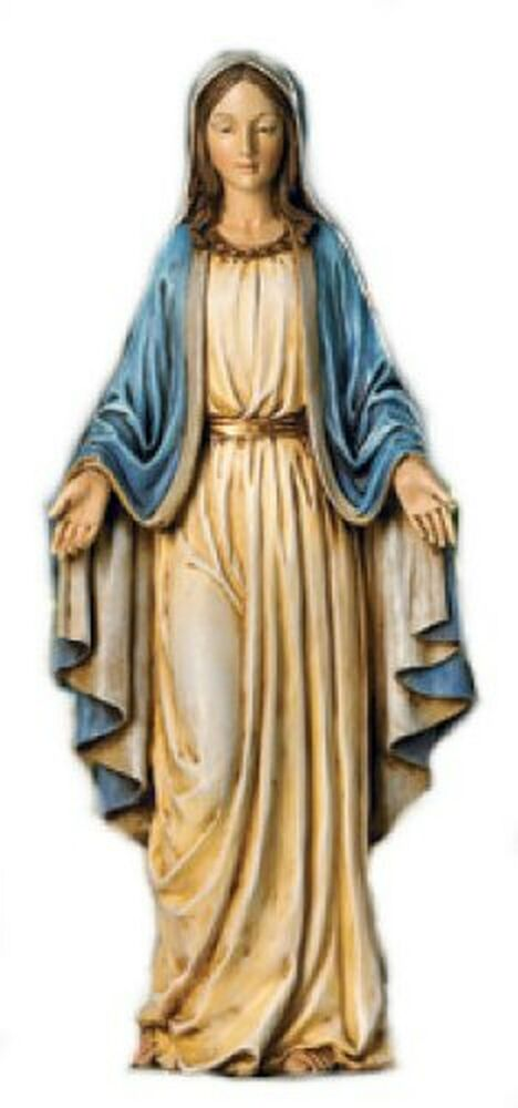 Fun Express Virgin Mary Blessed Mother Garden Lawn Statue Ebay