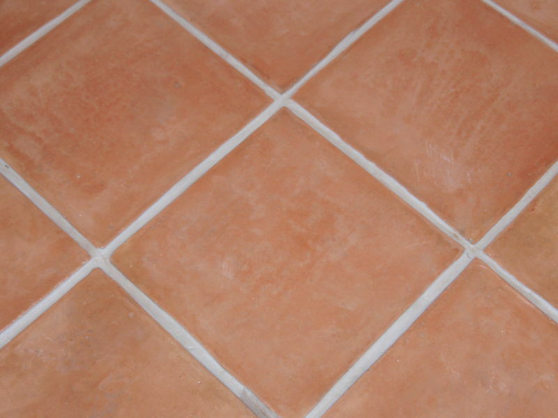 Terracotta Handmade 300 X300 X20 Floor Tiles Pack Of 5 Ebay