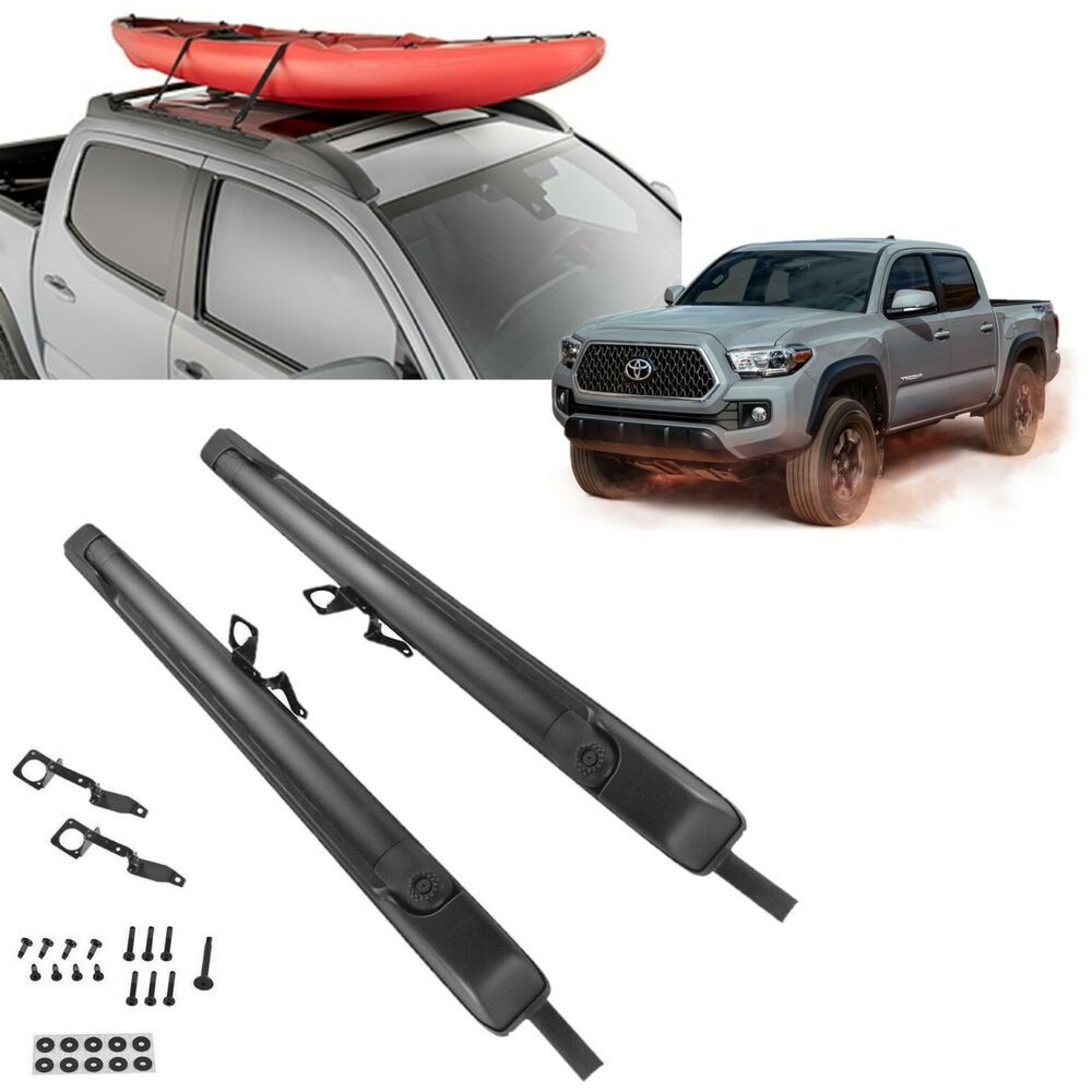 2005-2017 Tacoma Roof Rack Double Cab (STOWAWAY) Genuine Toyota PT278-35140 | eBay