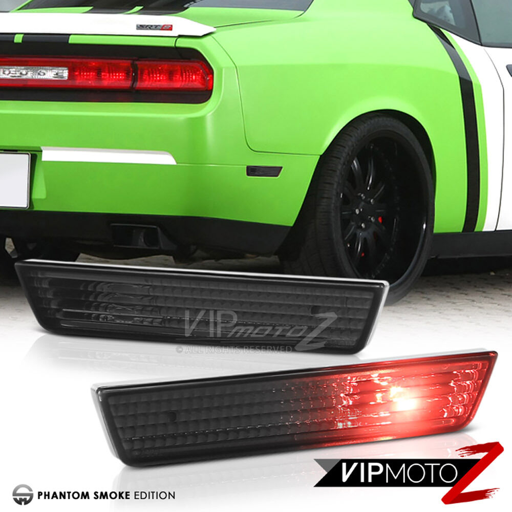 2011 2014 dodge charger smoke rear smoke bumper side. Black Bedroom Furniture Sets. Home Design Ideas