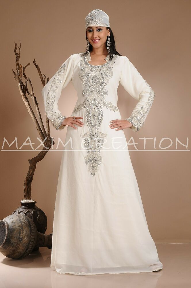 Designer cream christian wedding dress bridesmaid for for Women s dresses for weddings