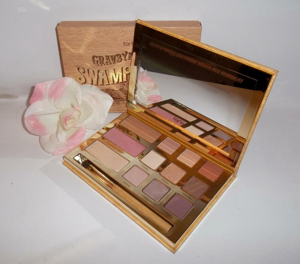 tarte grav3yardgirl grav3yard girl swamp queen eye cheek palette sold out ltd ebay. Black Bedroom Furniture Sets. Home Design Ideas