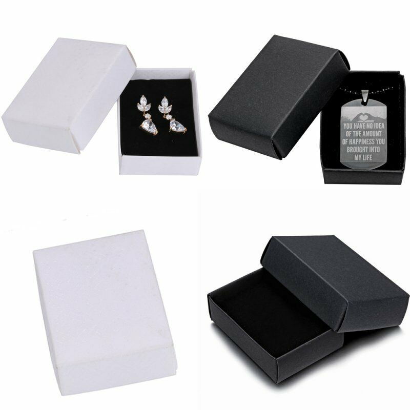 wholesale jewelry gift paper boxes ring earring necklace. Black Bedroom Furniture Sets. Home Design Ideas