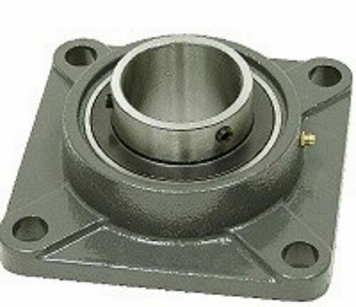 3 4 Square Bore Bearings : Pack quot ucf square flanged bolt
