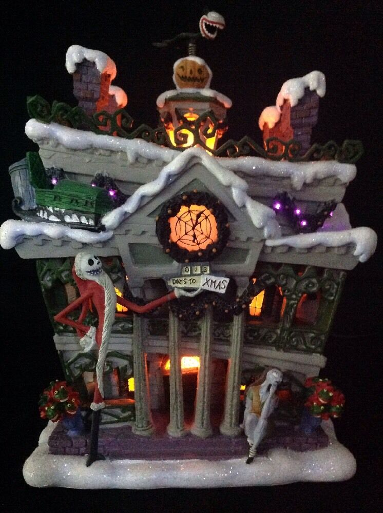 Disney Parks Haunted Mansion Holiday Nightmare Disneyland