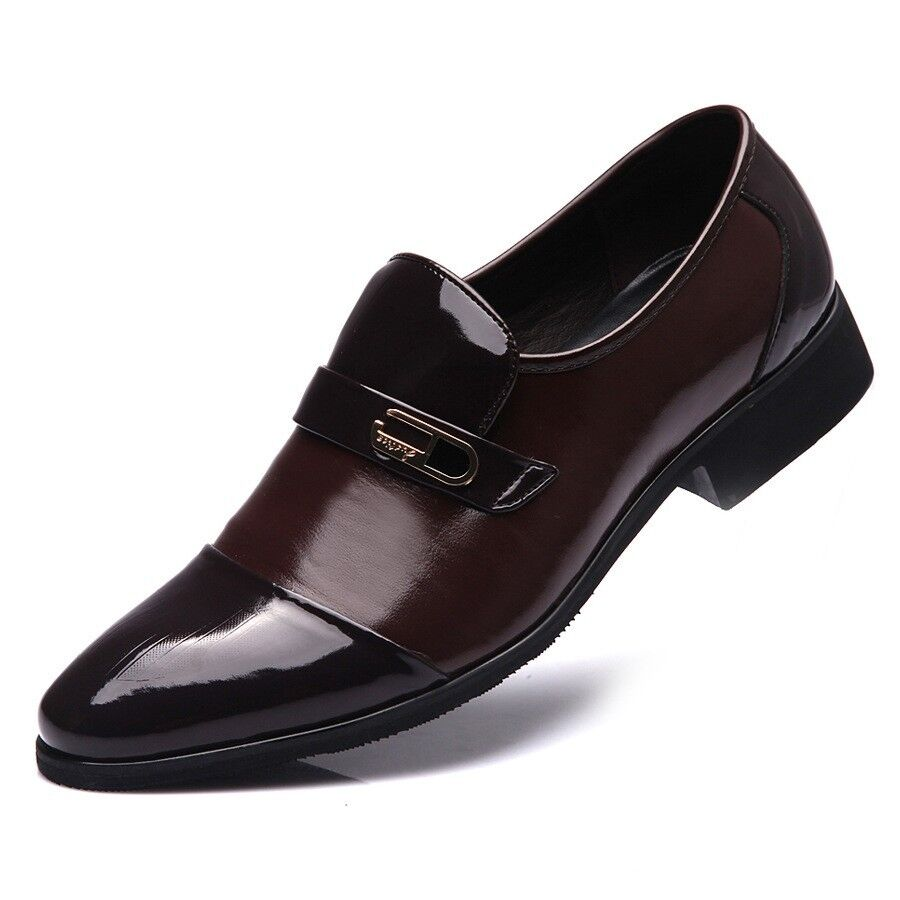 Flat Business Shoes Mens