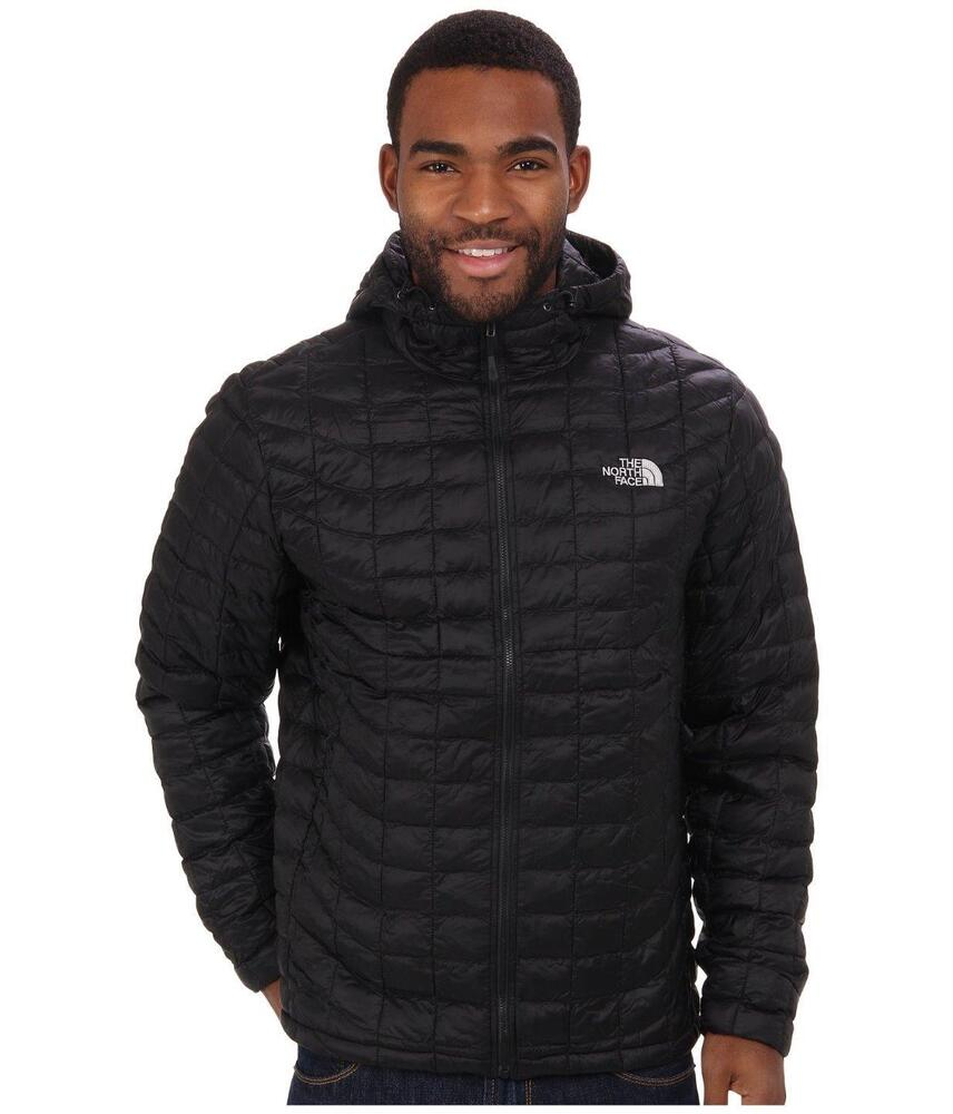 the north face mens thermoball hooded jacket insulated. Black Bedroom Furniture Sets. Home Design Ideas