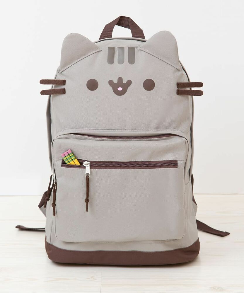 Sep 16, · Canvas backpack featuring an allover cat print design and black front pouch pocket that reads