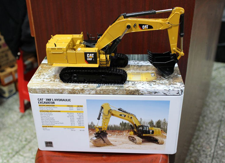New Box Dm Model Cat 390f L Hydraulic Excavator