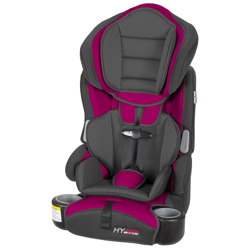 baby trend hybrid lx 3 in 1 car seat cherry ebay. Black Bedroom Furniture Sets. Home Design Ideas