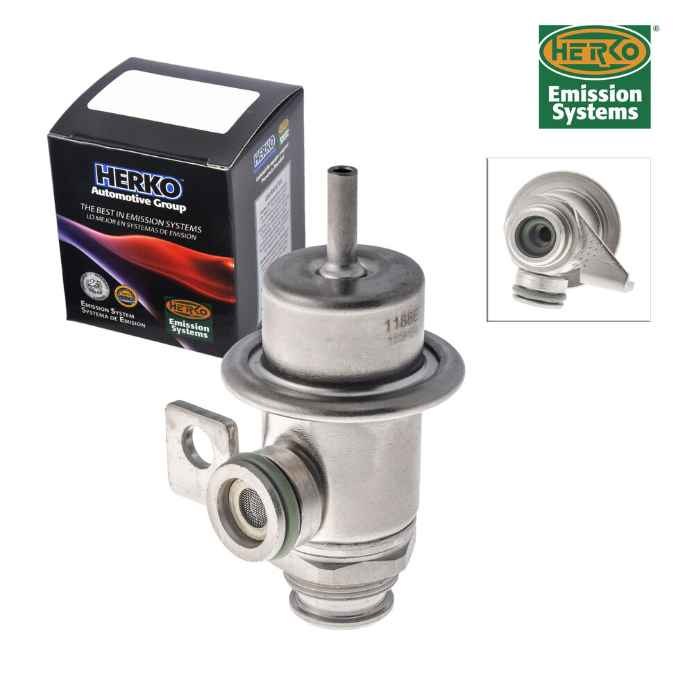 Fuel Pressure Regulator Herko Pr4087 For Cadillac Chevrolet Buick Filter Removal On 99 Cavalier Pontiac 90 4861553187046 Ebay
