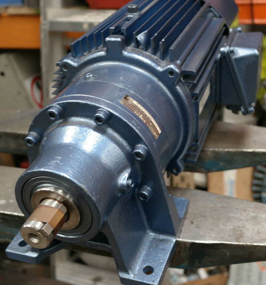 Sumitomo cyclo electric motor gearbox straight drive Electric motor with gearbox