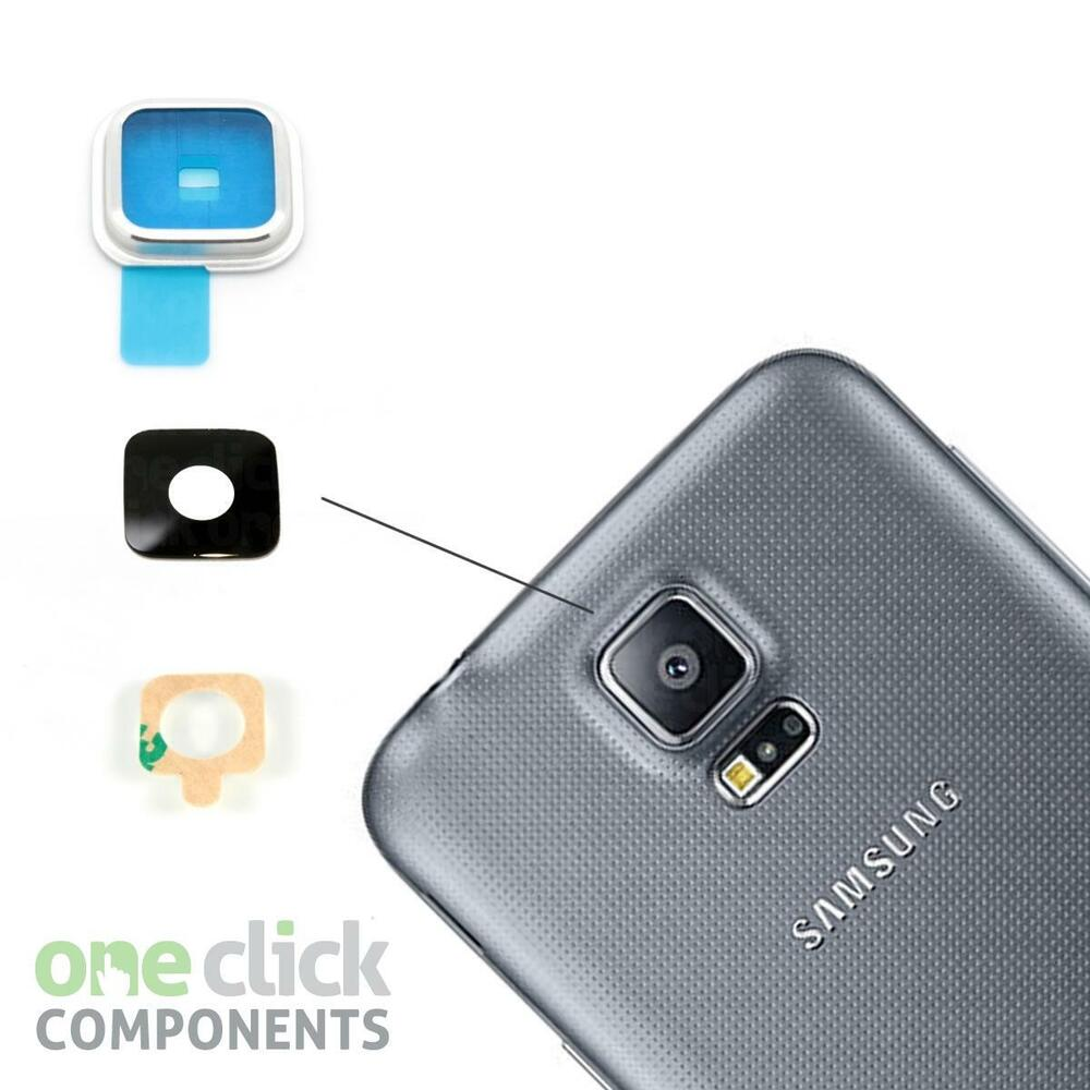genuine new samsung galaxy s5 neo g903 silver glass camera. Black Bedroom Furniture Sets. Home Design Ideas