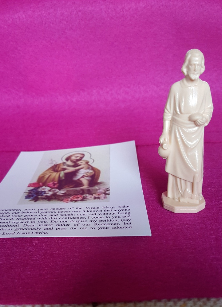 Saint St Joseph Statue Home Selling Kit This Kit Will Sell Your