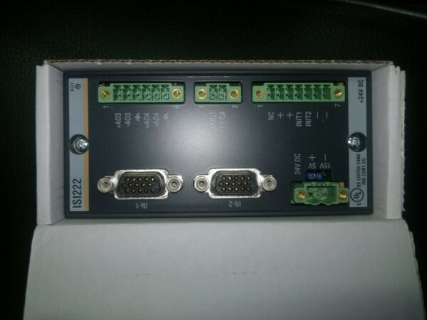 NEW BACHMANN PLC  Positioning modules ISI222