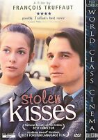 Stolen Kisses DVD