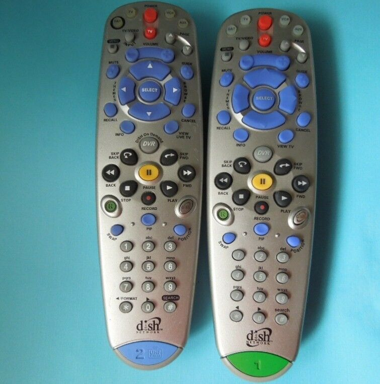 Dish network 32 0 Remote Manual